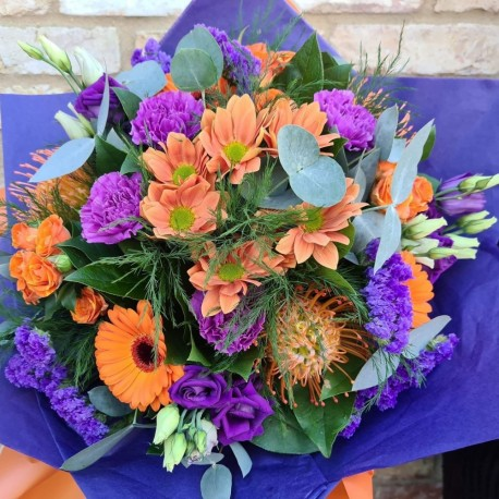 Florists Choice Aqua
